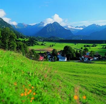 Rubi - das idyllischste Dorf bei Oberstdorf!