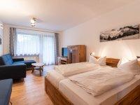 01 Ferienwohnung 117 Oberstdorf Wohnzimmer
