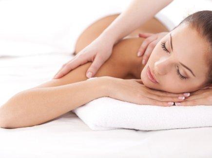wohltuende Relaxmassage