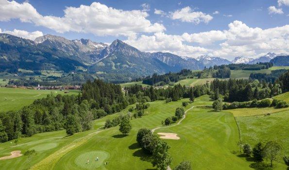Golfresort Sonnenalp-Oberallgäu