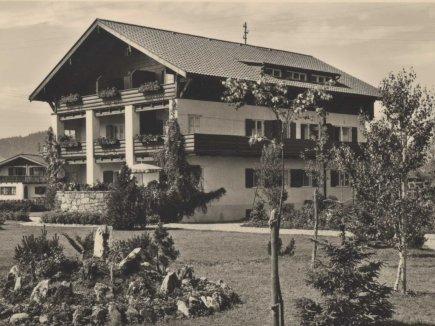 Das Schellenberg im Jahre 1936