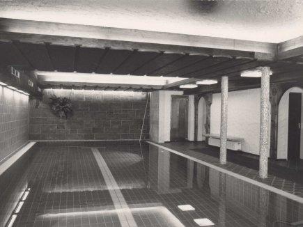 Unser Hallenbad im Jahre 1971
