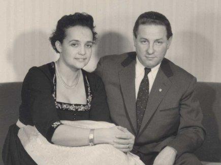 Coletta und Willi Fischer
