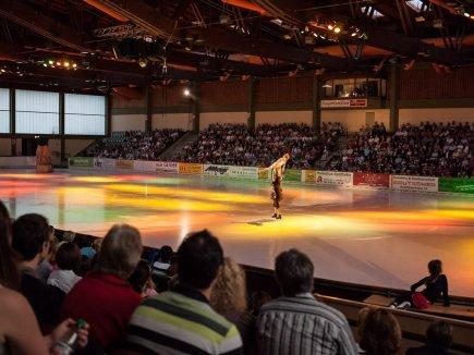 Event im Eissportzentrum