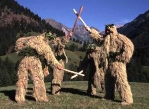 Wilde Mändle Tanz