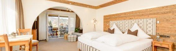 neue Ein-Raum-Suite mit Südbalkon