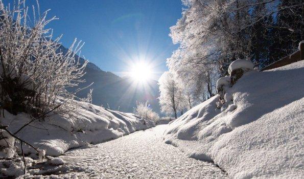 Winterstimmung in Rubi