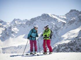 Mädels-Skitag am Fellhorn