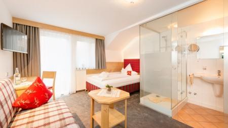 Einzelzimmer Alpin Komfort Webseite