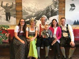 Familie Gitti und Peter Fischer