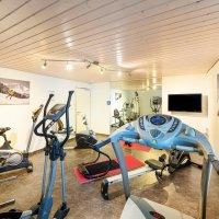 Fitnessraum klein
