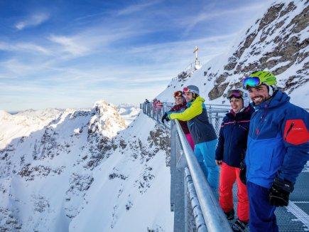 Der neue Nordwandsteig am Nebelhorn