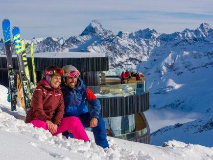 Neues Gipfelrestaurant