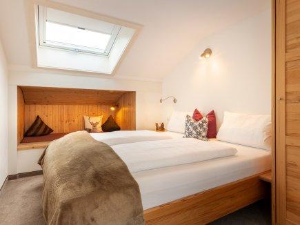 Fischers Ferienwohnung - Schlafzimmer