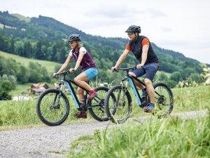 Oberstaufen E-Bike