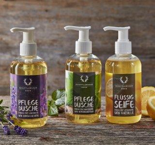Pflege Dusche Flussig Seife 3er2