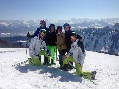 Ski Alpin - Gruppe