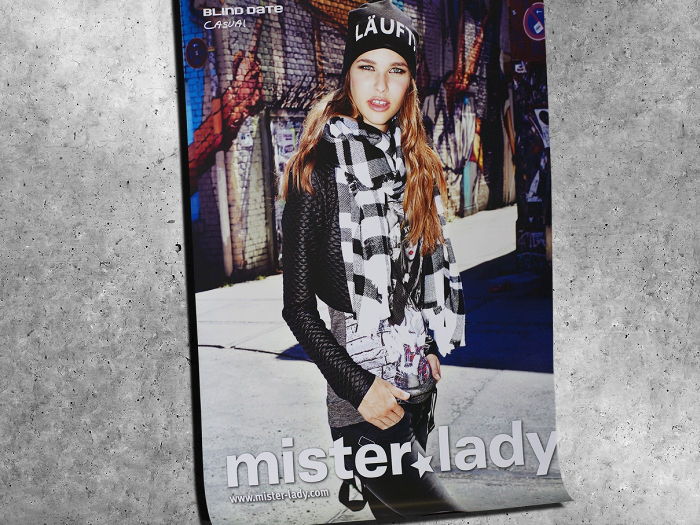 Poster XXL