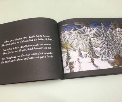 """Kinderbuch """"Die Wilde Jagd"""""""