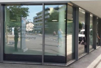 Gestaltung von Fensterfronten (c) Schöler Kreativ
