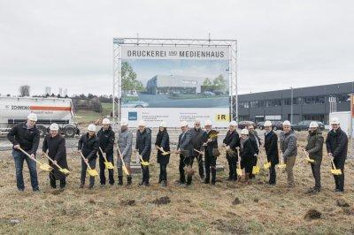 Neubau 2018 - Druckerei Schöler im Allgäu