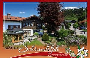 Willkommen im Gästehaus Schraudolph