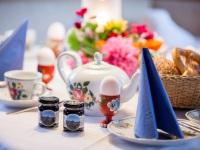 Entspannt und genussvoll frühstücken