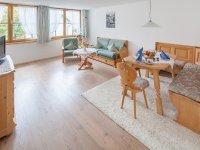 Wohn- und Essbereich Ferienwohnung