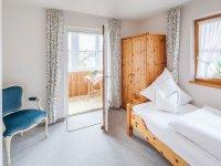 Einzelschlafzimmer Ferienwohnung