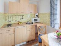Helle und gemütliche Küche