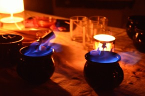 Feuerzangenbowle zu Sylvester