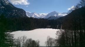 Ostern in Oberstdorf
