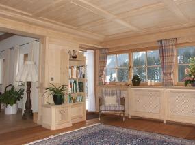Wohnträume mit hellem Holz