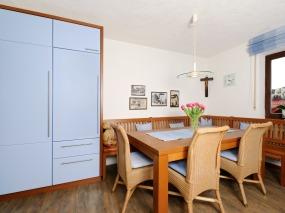 Küche - ein Traum in blau