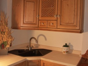 Küche in gehobener Ausstattung