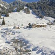 Schwabenhof im Winter