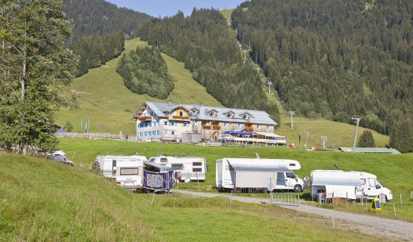 Wohnmobilstellplatz Schwabenhof