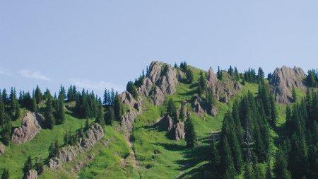 Berggipfel im Allgäu