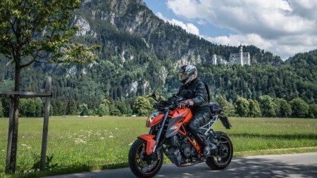 Motorradtouren in Bayern