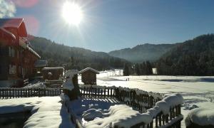 So schön - Schnee und Sonne in Balderschwang