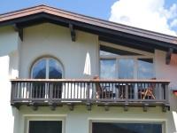 Großer Balkon