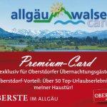 Allgäu Walser Card