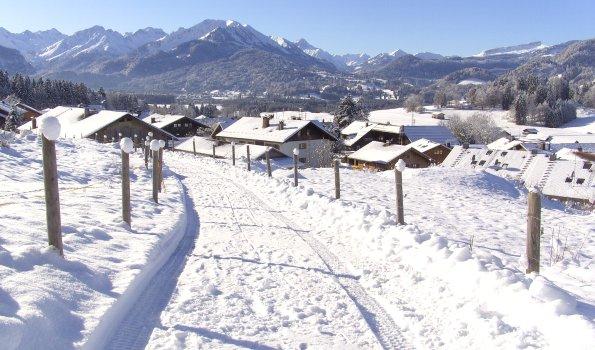Spazierweg vor Reichenbach