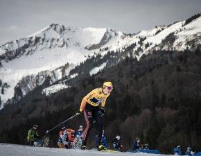 Coletta Rydzek beim Nordic Weekend in Oberstdorf