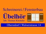 Schreinerei/ Fensterbau Übelhör