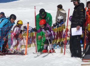 Internationales Kinderrennen am Fellhorn
