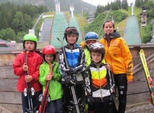 Kids Skisprung Camp Skiclub Oberstdorf