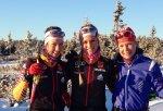 Sofie Krehl, Laura Gimmler, Lucia Anger