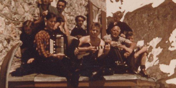 Kratzerlauf 1956