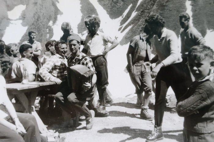 Kratzerlauf 1960